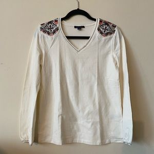 Tommy Hilfiger top: size S